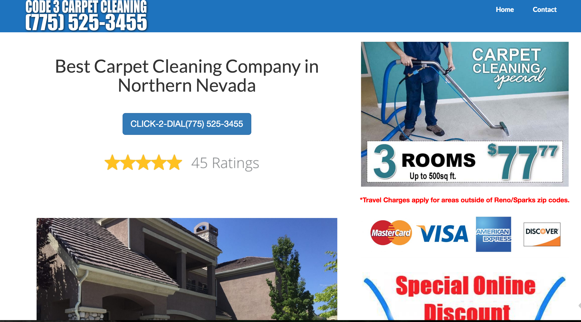 Reno Carpet Cleaning company